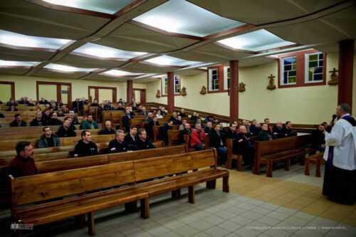 Rekolekcje dla mężczyzn w Gdyni 4