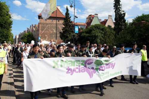 X Marsz dla Życia i Rodziny w Gdańsku 20