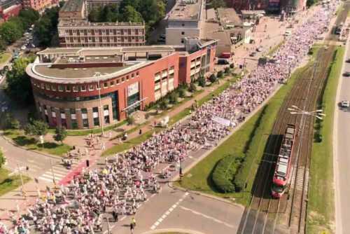 X Marsz dla Życia i Rodziny w Gdańsku 42