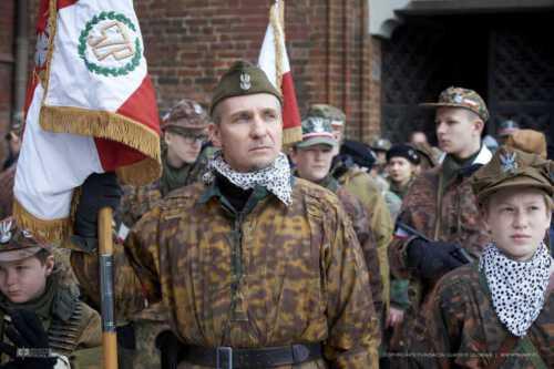 IV Defilada Żołnierzy Wyklętych 037