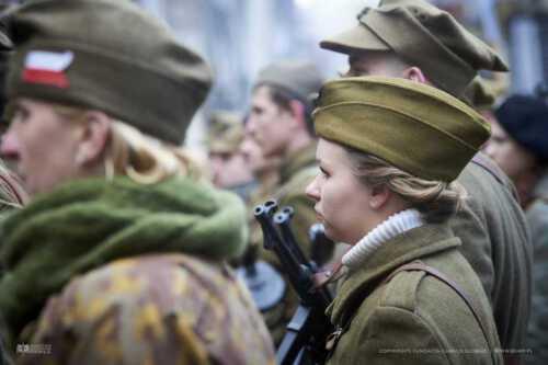 IV Defilada Żołnierzy Wyklętych 091
