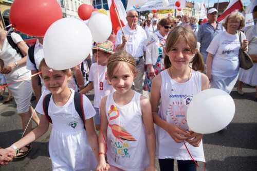 X Marsz dla Życia i Rodziny w Gdańsku 36