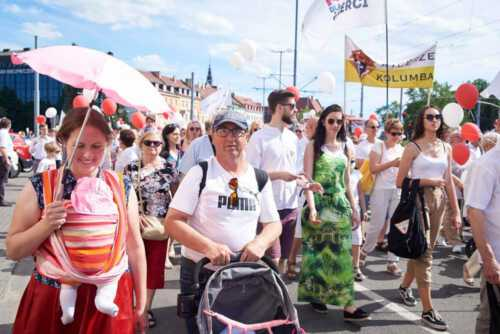 X Marsz dla Życia i Rodziny w Gdańsku 37